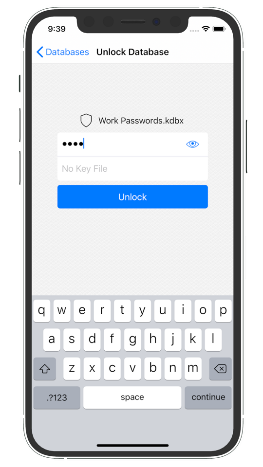 KeePassium - KeePass app for iOS | KeePassium